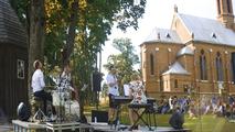 """<p>""""Agnės Pasaravičienės Tarptautinis Kvartetas Kernavėje liepos mėnesį - nuotraukos autorius Linas Mažonas (1)</p>"""