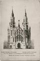 <p>Atvir. Švč. Jėzaus širdies bažnyčios projektas pagrindinis fasadas A. Jonausko fototipija</p>