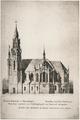 <p>Atvir. Švč. Jėzaus širdies bažnyčios projektas šoninis fasadas. A. Jonauskas fototipija</p>