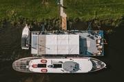 <p>Sekmadienį Bir&scaron;tone oficialiai atidaryta keleivinių laivų prieplauka</p>